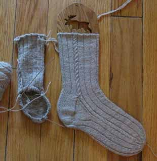 Cablesocks