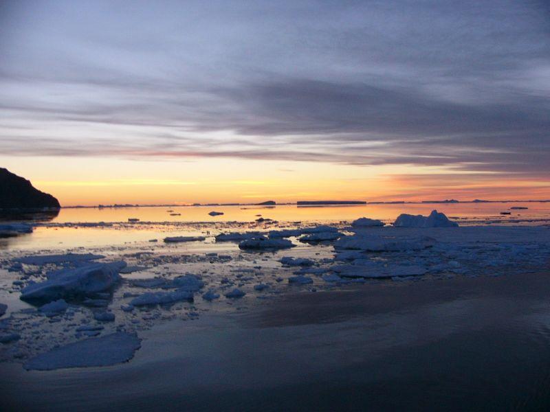 Antarcticasunset